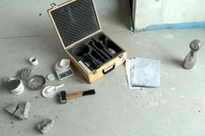 Equipment für eine CM-Messung